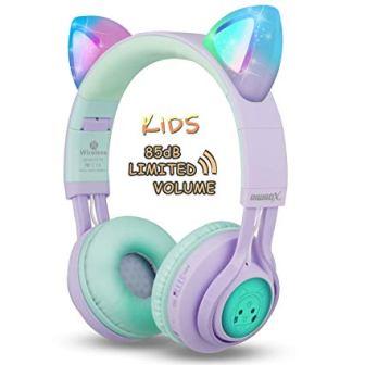 Riwbox Bluetooth Kids Headphones