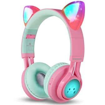 Riwbox Foldable Bluetooth Headphones