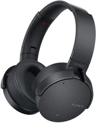 Sony 950N1 Extra Bass, Wireless Bluetooth, and Noise Cancelling Headphones