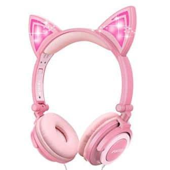 Sunvito Cat Ear Headphones