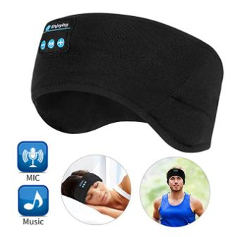 TOPOINT Bluetooth Headband Wireless Sleep Headphones