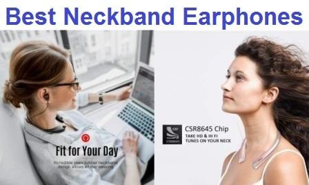 Top 15 Best Neckband Earphones in 2019