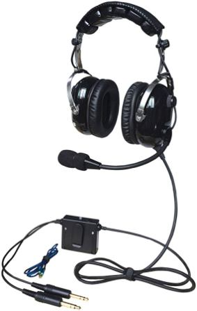 UFQ A28 Great ANR Aviation Headset