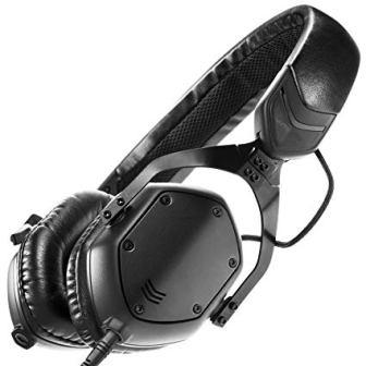 V-MODA XS On-Ear Noise-Isolating Headphone