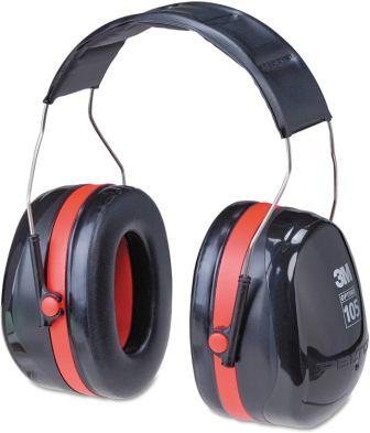 3M H10A Peltor Optime 105 Ear Protectors