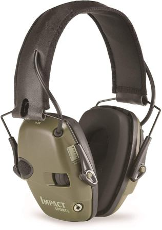 Howard Leight Imp act Sport Earmuffs By Honeywell