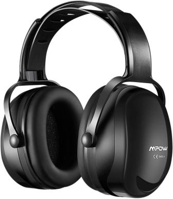 Mpow 36 dB NRR Upgraded Noise Reduction Safety Ear Muffs