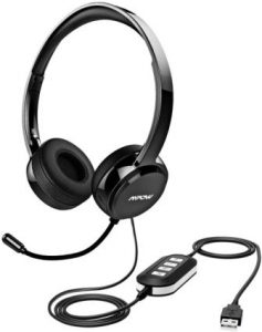 Mpow 3.5mm USB Headphones