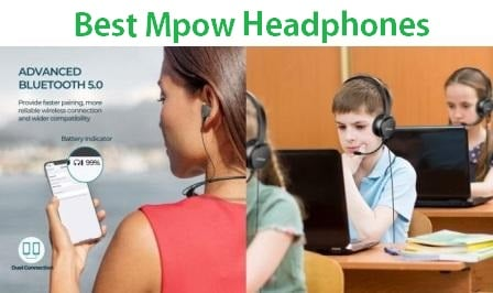 Top 15 Best Mpow Headphones Reviews in 2019