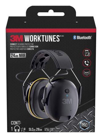 3M, Work Tunes wireless hearing protector