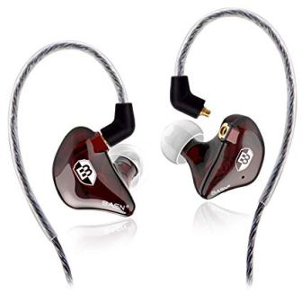 BASN High-Definition in Ear Monitor Headphones