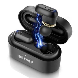 BlitzWolf Dual Dynamic Drivers Bluetooth Earphones