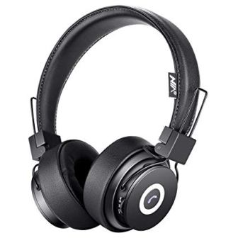 Bluetooth Headphones Over Ear by NIA