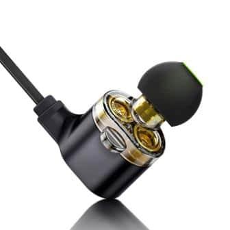 ESR Wireless Earphones with Dual Drivers