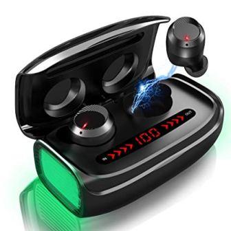 GRDE Bluetooth 5.0 Wireless Earbuds