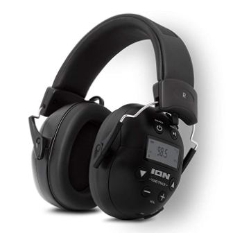 ION Audio Soundproof Earmuffs