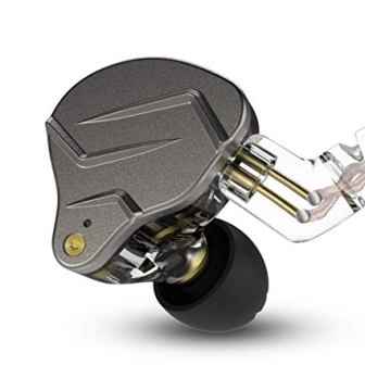 KZ ZSN Pro Dynamic Hybrid Dual Driver Earphones