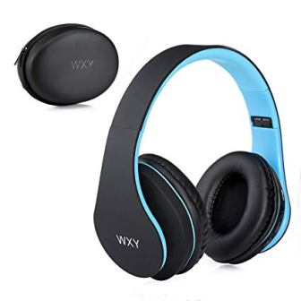 Over Ear Bluetooth Headphones by WXY
