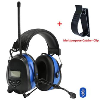 Protear Rotate AM - FM radio headphones