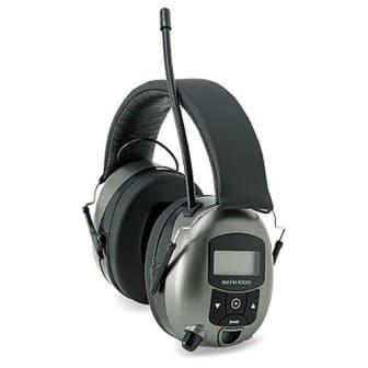 Safety Works 10121816 MP3/AM/FM Digital Radio Earmuffs