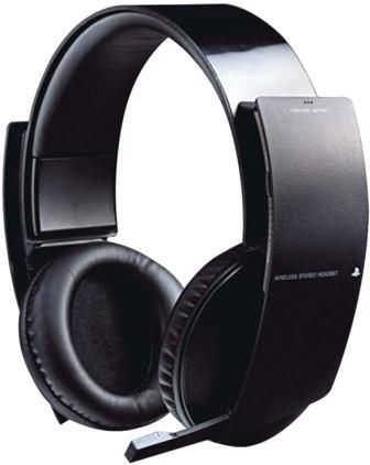 Sony PlayStation 3 Wireless Stereo Headset