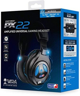 Turtle Beach Ear Force PX22 Gaming Headset