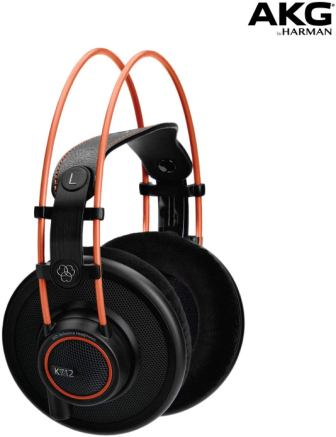 AKG – Pro Audio K712 PRO Over-Ear Studio Headphones