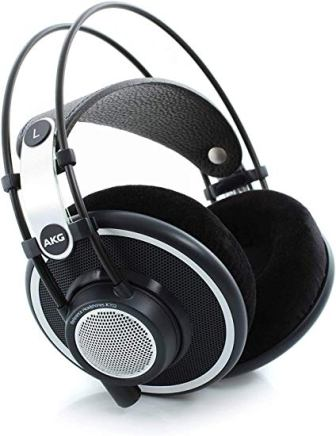 AKG Pro Audio Professional Headphones K702