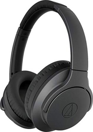 Audio Technica ATH-ANC700BT QuietPoint Headphones