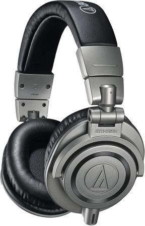 Audio-Technica ATH-M50xGM Professional Monitor Headphones