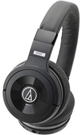 Audio Technica Solid Bass Wireless Over Ear Headphones (ATH-WS99BT)