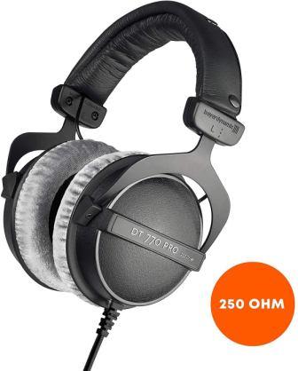 Beyerdynamic – DT 770 PRO Over Ear Studio Headphones