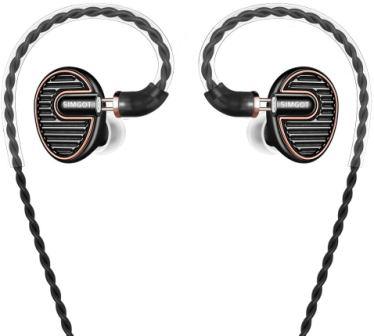 SIMGOT – EN700 In-Ear Monitor Headphones