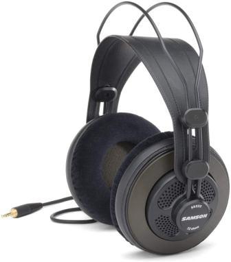 Samson – SR850 Semi-Open-Back Studio Headphones