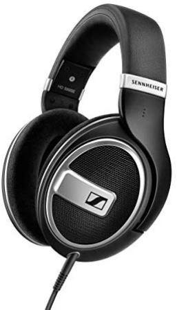 Sennheiser HD 599 SE Around-Ear Open Back Headphone