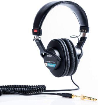 Sony – MDR-7506 Headphones