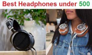 Top 15 Best Headphones under 500 in 2020