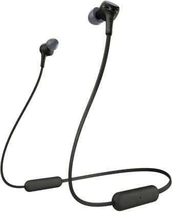 Sony Wi-Xb400 Wireless In-Ear Bass Headphones
