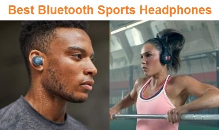 Top 15 Best Bluetooth Sports Headphones in 2020
