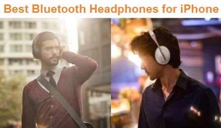 Top 15 Best Bluetooth headphones for iPhone in 2020