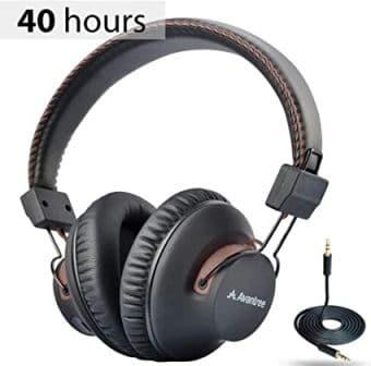 Avantree AS9S Wireless Bluetooth Headphones