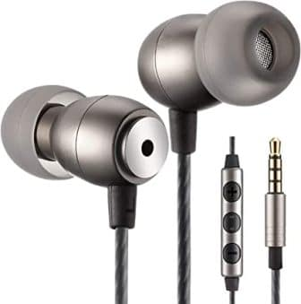 Betron – GLD100 In-Ear Headphones with Mic (Wired)