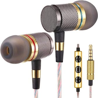 Betron – YSM1000 In-Ear Headphones (Wired)