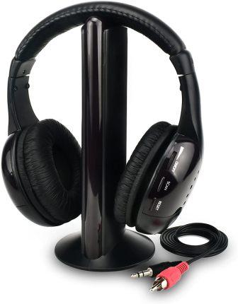 Rybozen Rechargeable Wireless Stereo Headphones