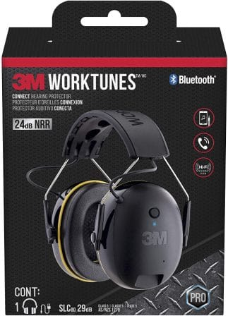 3M WorkTunes Hearing Protector Review 2020