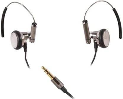 Aurvana Air Sweat-Resistant Wired Clip-On Earphones