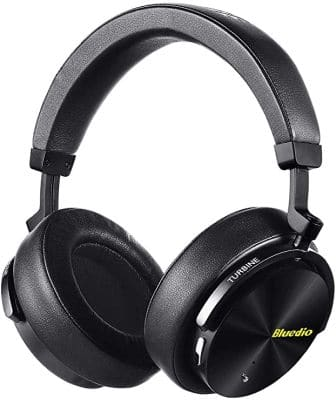 BLUEDIO T5 ANC OVER-EAR HEADPHONES