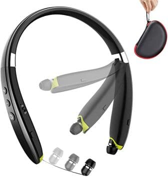 Beartwo Foldable Bluetooth Headset