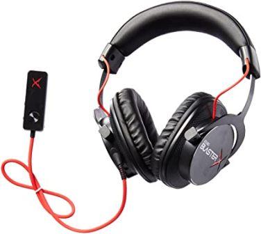 Creative Labs Sound BlasterX H7 Gaming Headset