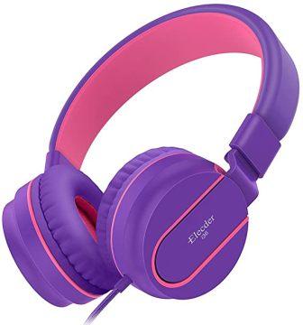 Elecder i36 Foldable On-Ear Stereo Headphones